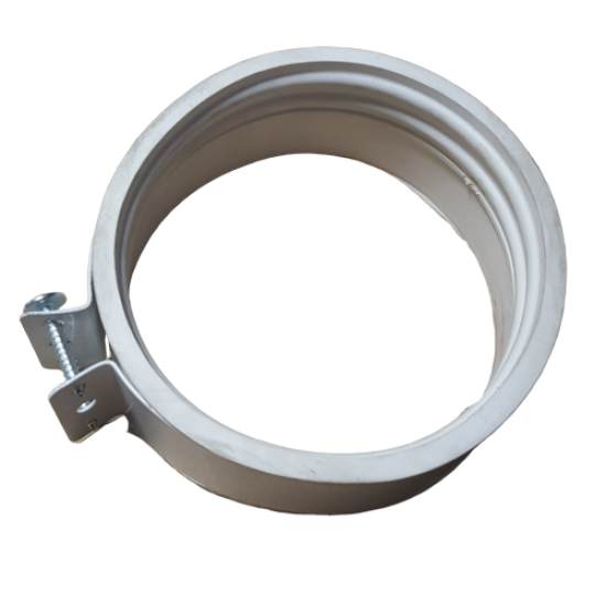 Combi External Flue Clamp - Gasketed Flue Fitting Clamp