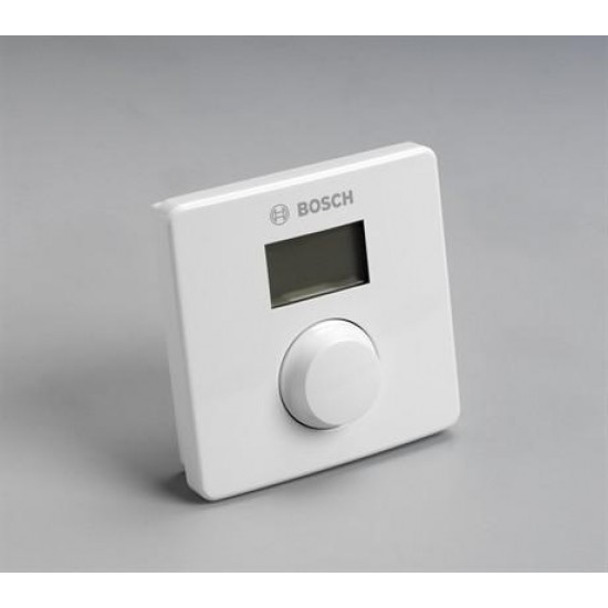 Bosch Room Thermostat CR 10 Digital Wired Room Thermostat