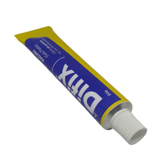 Difix Natural Gas Paste - Tube Putty - 50 gr