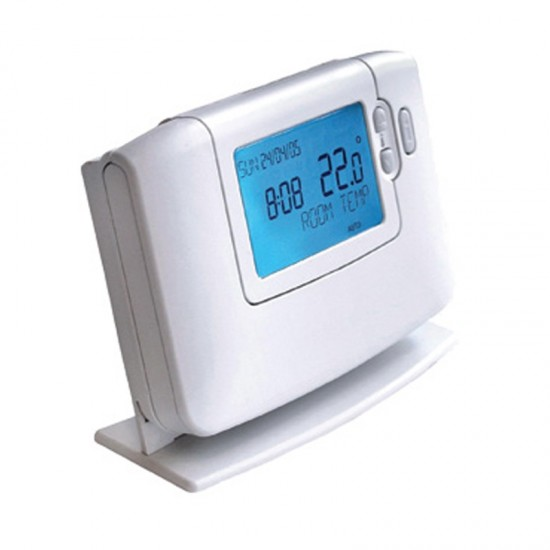 Eca Chronotherm Programmable Wireless Room Thermostat