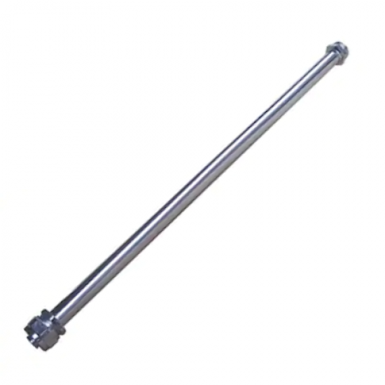 Radiator Connection Pipe - 60 cm - Welded Fitting 1 / 2xØ16 mm