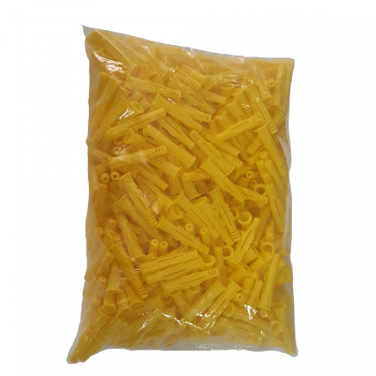 Rocket Anchor Yellow- ø10 mm - (Package 500 Pieces)