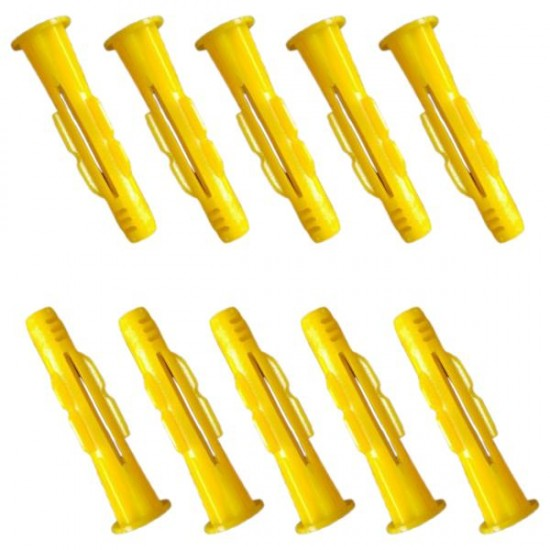 Rocket Anchor Yellow- ø8 mm - (Package 500 Pieces)